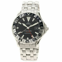 Omega Seamaster Watches 2234.5 Stainless Steel/stainless Steel Mens
