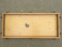 Vintage Parts - Radio Flyer Town And Country Wagon Wood Bed