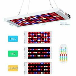 Led Grow Lights300w Led Grow Light For Indoor Plants With 4 Dimmable Levels 3...