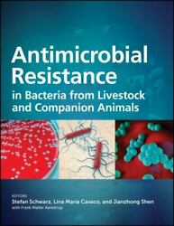 Antimicrobial Resistance In Bacteria From Livestock And Companion Animals, , , V