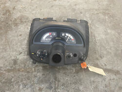 Kubota Bx 2360 Tractor Panel Board And Ignition Switch