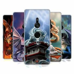 Official Anne Stokes Guardian Dragons Soft Gel Case For Sony Phones 1