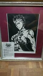 Fgo Fate Stay Night Heaven's Feel Movie Version Print Archer Rare From Japan