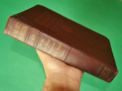 1939 Motorcycle Engineering Manual Book Harley Indian Scout Chief Henderson