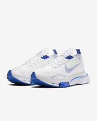 New In Box Nike Air Zoom-type Se White Blue Dead Stock Menandrsquos Size Lightweight