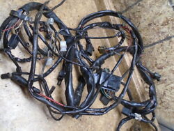 2004 Harley Davidson Flhr1 Road King Main Electrical Wire Harness Loom Wiring 04