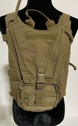 Usmc Issue Coyote Filbe Hydration Carrier Molle With 3l Bladder