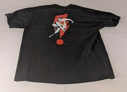 Rare Vintage 1994 Madman Comic 2 Sided T Shirt Mike Allred Graphitti Designs