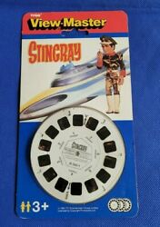 Rare Stingray Tv Show Sci-fi Gerry Anderson View-master Reels Pack Sealed