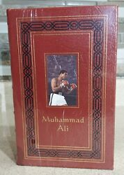Mint Sealed Muhammad Ali His Life And Times, Hauser Easton Press 1st Ed Signed