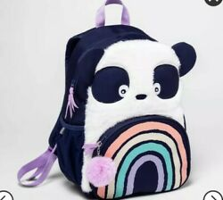 Kidsand039 Novelty 16.75and039and039 Backpack Panda - Cat And Jackandtrade By Usa Fast Free Shipping .