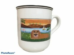 Villeroy And Boch Mug Rooster And Lion Sailboat Coffee Cup Dishwasher Safe Tea Cute