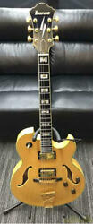 Ibanez Pm-120 Pat Metheny Signature Made In Japan 2005 Hollow Body L1520