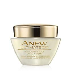 Avon Anew Ultimate Multi Performance Day Cream Spf25 Sealed