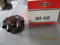 Nos New Standard Distributor Cap Foreign Car Truck Parts Vintage Ma405 1