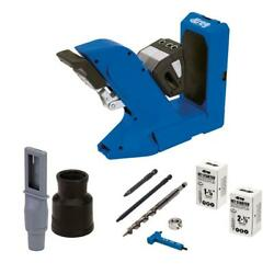 Kreg Jig 720 Pocket Hole Clamping Steel Reinforced Spinel Drill Style Polymer