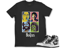 The Beatles All Characters Rock And Roll Unisex Tshirt Adult Shirt T-shirt 8546