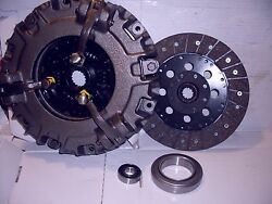 Fits John Deere 950 990 1050 870 970 1070 Dual Stage Tractor Clutch Ch18376