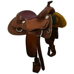 New 16 Billy Cook Reining Saddle Code Bcookshow78bsk
