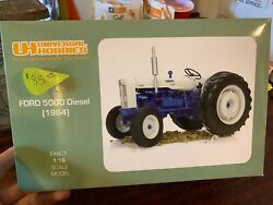 Ford 5000 Diesel 1964 Toy Tractor High Detail New In Box