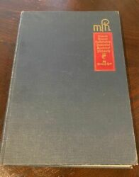 The Secret Teachings Of All Ages By Manly P. Hall Eighth Edition 1945