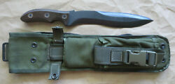 Grayman Knives Death To Al Qaeda Operator Knife Special Forces 1095 High Carbon