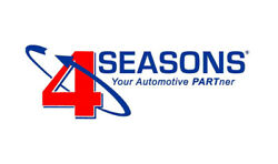 A/c Replacement Kit-pac-kit With Compressor Front Rear 4 Seasons 2555r Reman