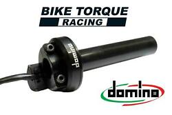 Domino Ride By Wire Racing Quick Action Throttle To Fit Ducati Panigale V4 S