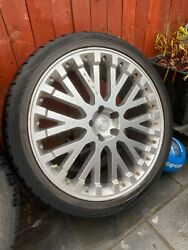 Kahn 22andrdquo Rsx Wheels X4 And Toyo Proxes Tyres 285/35/22