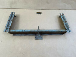 1930 1931 Model A Ford Adjustable Seat Frame Track Coupe Fordor 30 31 1
