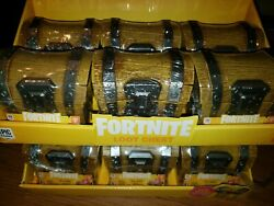 Epic Games Fortnite Loot Chest Case Of 12 Weapons Accessories