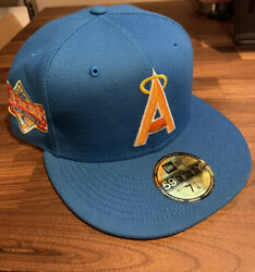 Hat Club Exclusive Daybreakers La Angels 1989 All Star Patch New Era Size 7 1/8