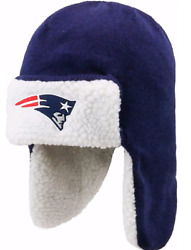 New England Patriots Football Hat Winter Beanie Warm Soft Hunting Style Cap Nfl
