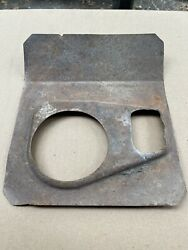 1929 1930 1931 Model A Ford Aa Truck 4-speed Transmission Shift Lever Plate 31
