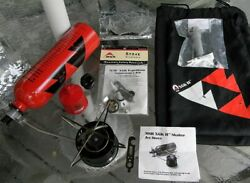 Superb Msr Xgk Multi Fuel Backpacking Camping Portable Stove W/ Extras Upgrades
