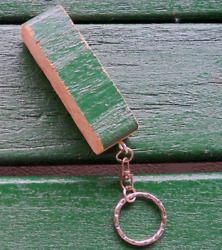 ⚾ POLO GROUNDS SEAT KEYRING Giants Mets Candlestick Park Ott Mays McCovey Bonds⚾