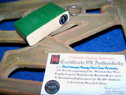 ⚾POLO GROUNDS SEAT KEY RING Giants Mets Candlestick Park Ott Mays McCovey Bonds⚾