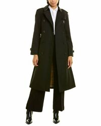 Waterloo Heritage Long Trench Coat Womenand039s