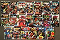 Marvel Two-in-one Lot Of 20 Issues 2nd Death Of Thanos ..........free Shipping