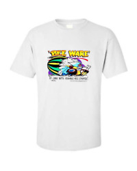 Bee Ware Scat Pack Bumble Bee Stripes Muscle Car T-shirt Single Or Double Print
