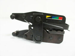 Amp 679305-1 Tool Crimp Head Pneumatic Quick Connects Terminals 10-22 Awg Tyco
