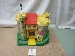Fisher Price Little People 993 Castle Dragon Play Family Queen Knight S Queen
