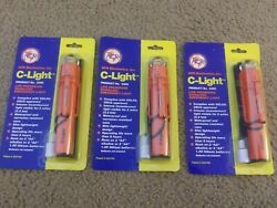 3 New Acr C-lights Life Preserver Signaling Emergency Lights Boat Water Safety