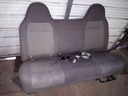 2003 Ford F-150 Truck Front Bench Seat