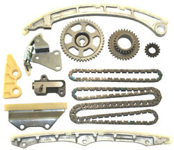 Engine Timing Chain Kit Front Cloyes Gear And Product 9-0711s