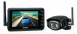Voyager Wvhs43 Digital Wireless Prewire Camera System Includes 1 Wvom43 Monitor
