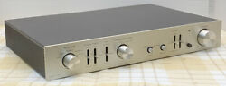Luxman Cl-32 Stereo Vacuum Preamplifier Used Japan 100v 12ax7 12au7 Tube Control