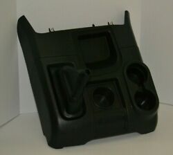 2009-2012 Dodge Ram 2500 Front Floor Center Console A/t 4x4 Boot Cup Holder Oem