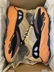 Size 11.5 - Adidas Yeezy Boost 700 Andlsquoenflame Amberandrsquo Brand New Authentic - Fast