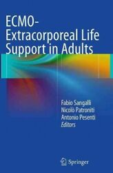 Ecmo-extracorporeal Life Support In Adults, Paperback By Sangalli, Fabio Edt...